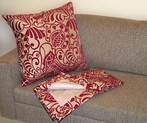 kissen und decken kissen decken von geo 39 s wohnen berlin. Black Bedroom Furniture Sets. Home Design Ideas